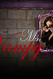 Ms. Vampy Poster