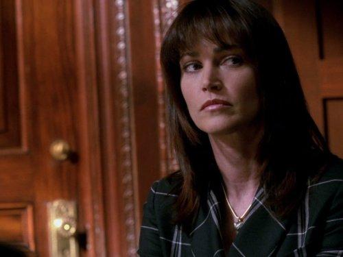 Kim Delaney in Philly (2001)