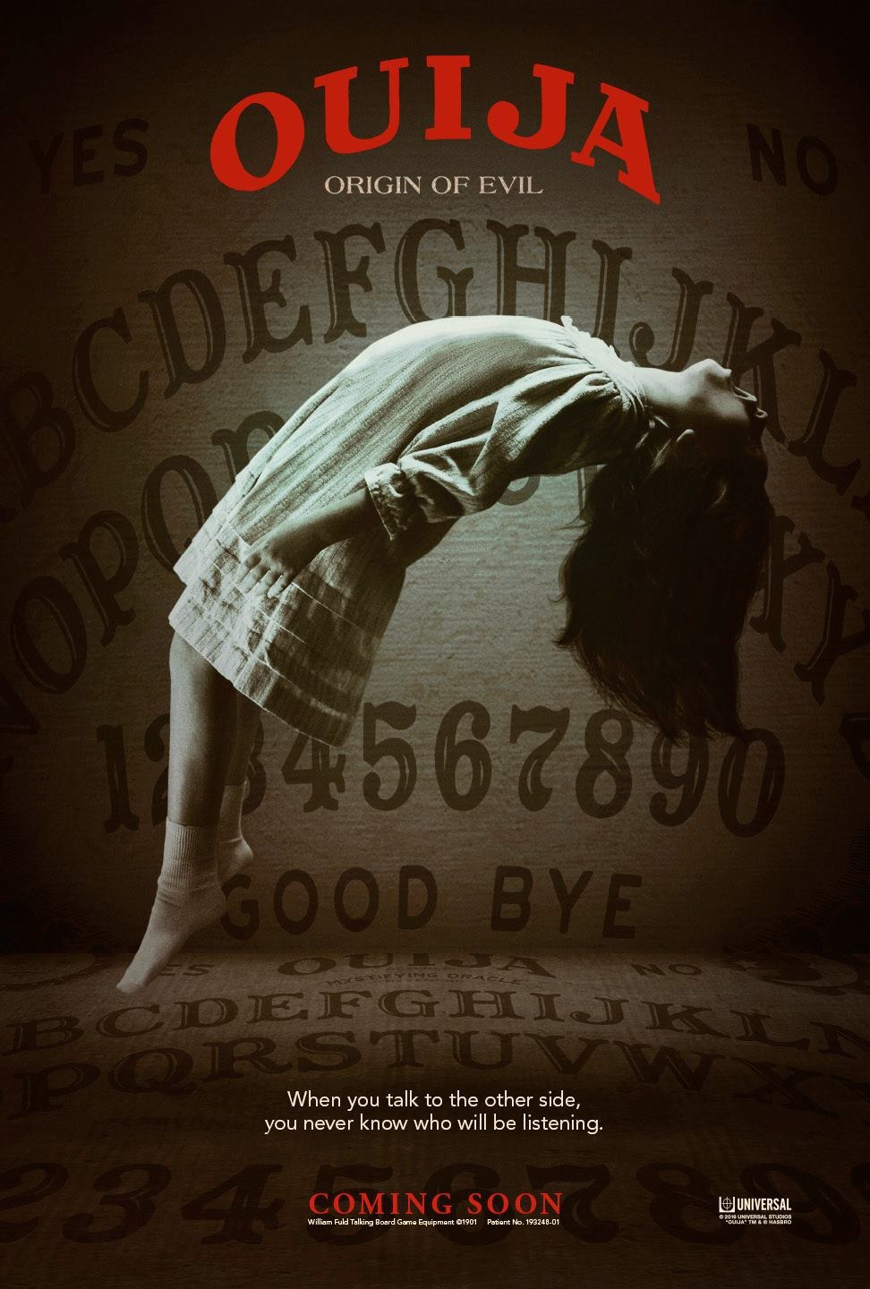 Ouija – Origin Of Evil 2016 Dual Audio Hindi Full Movie  480p HDRip 300MB Download Watch Online