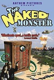 The Naked Monster Poster