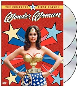 Movie hd video download The New Original Wonder Woman [BluRay]