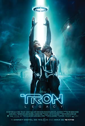 TRON: Legacy Poster Image