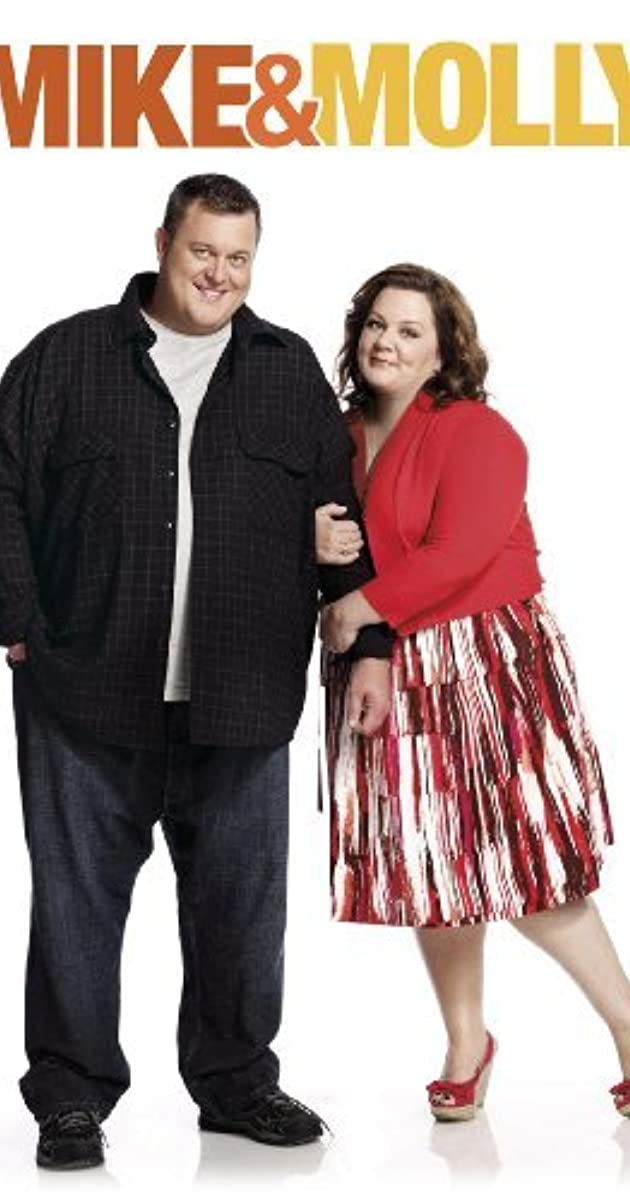 mike and molly cast