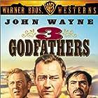 John Wayne, Pedro Armendáriz, and Harry Carey Jr. in 3 Godfathers (1948)