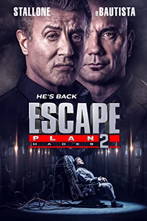 Download Escape Plan 2: Hades (2018) {Hindi-English} 480p [380MB] || 720p [950MB]