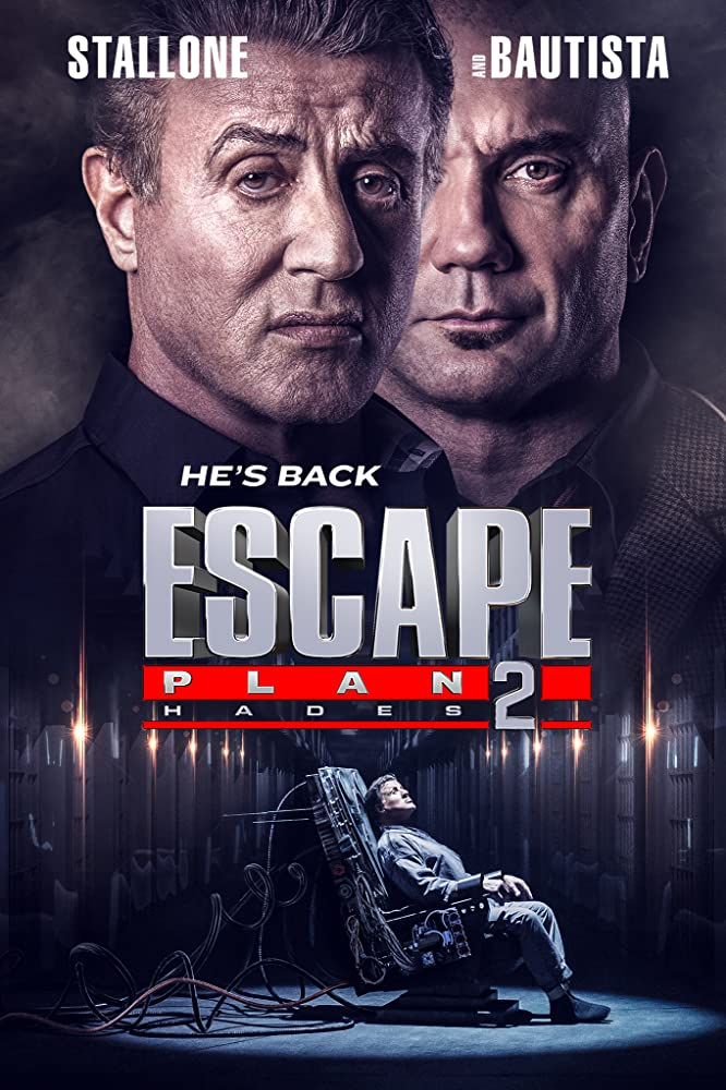 فيلم الاكشن والاثارة Escape Plan Hades 2018 MV5BMTk4NjA0MjUyMF5B