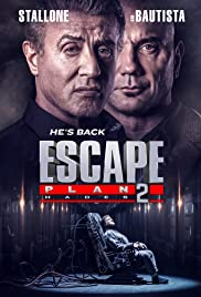 Escape Plan 2: Hades (2018) 720p BRRip - x264 - AAC - 900 MB