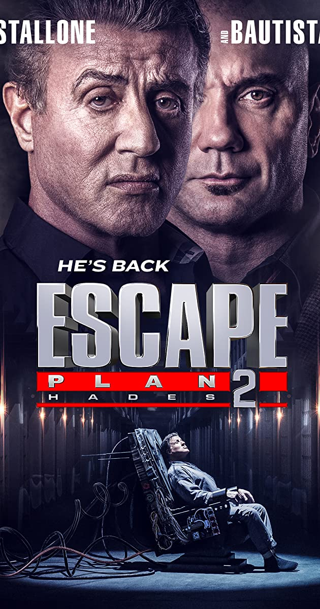 Subtitle of Escape Plan 2: Hades