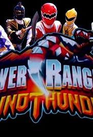Power Rangers DinoThunder Poster