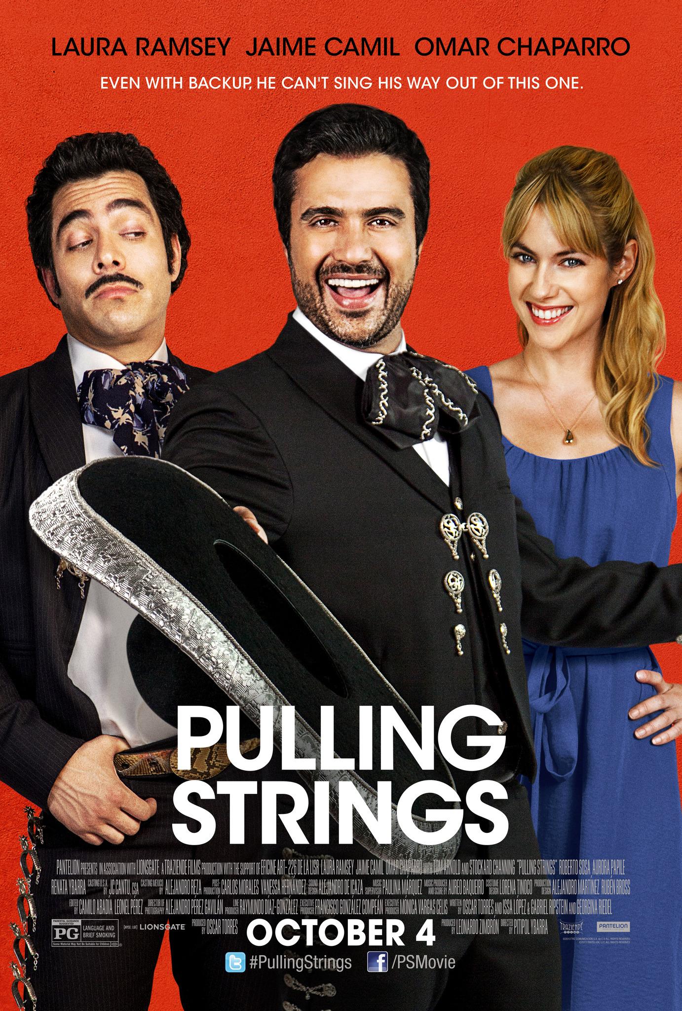 Pulling Strings 2013 Imdb