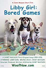 Libby Girl: Bored Games Poster
