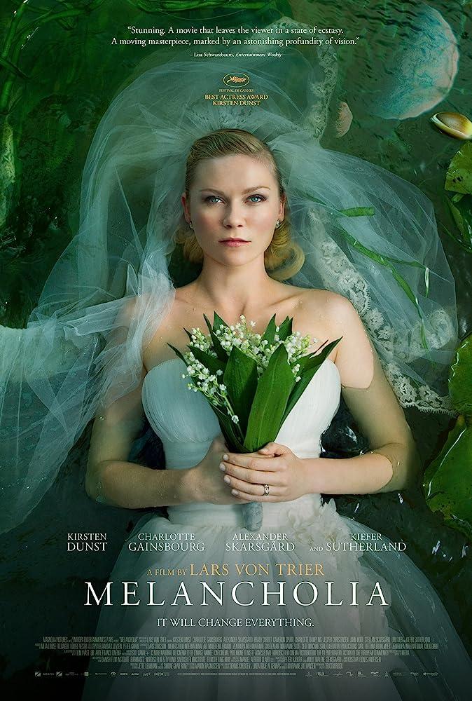 18+ Melancholia 2011 English Movie 400MB BluRay