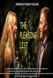 The Pleasing List Poster