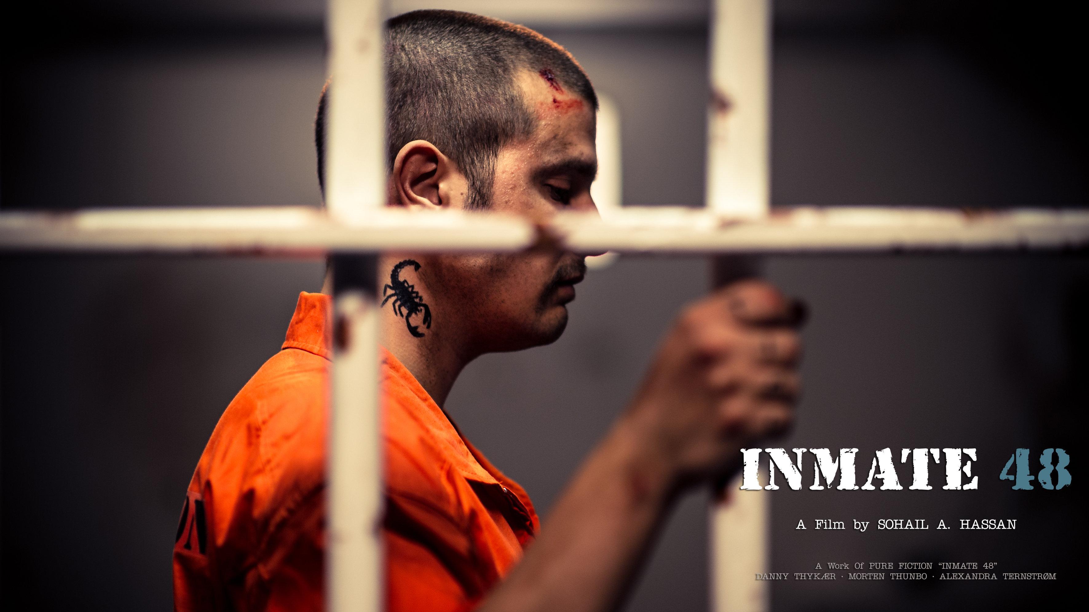 Danny Thykær in Inmate 48 (2014)