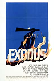 """""""Exodus"""" (Saul Bass Poster) 1960 Columbia Pictures"""