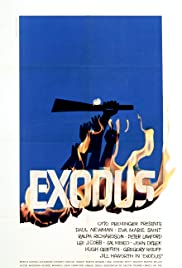 Exodus (1960) Poster - Movie Forum, Cast, Reviews