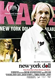 New York Doll Poster