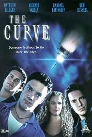 Matthew Lillard, Randall Batinkoff, Keri Russell, and Michael Vartan in Dead Man's Curve (1998)