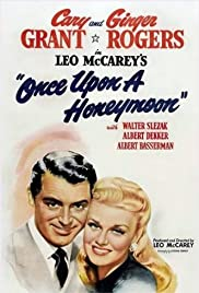 Once Upon a Honeymoon Poster