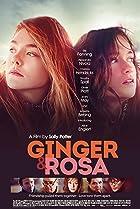 Ginger & Rosa (2012) Poster