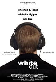 White Out Poster