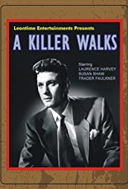 A Killer Walks Poster