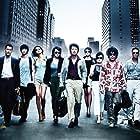 Jun Ji-hyun, Kim Hye-su, Angelica Lee, Lee Jung-jae, Simon Yam, Dal-su Oh, Kim Hae-sook, Kim Yoon-seok, and Kim Soo-hyun in Dodookdeul (2012)