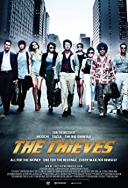 The Thieves 2012 Korean Movie Watch Online Full thumbnail