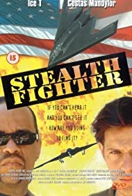 Ice-T and Costas Mandylor in Stealth Fighter (1999)