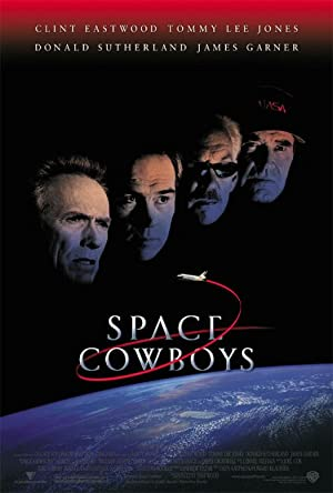 Space Cowboys Poster Image