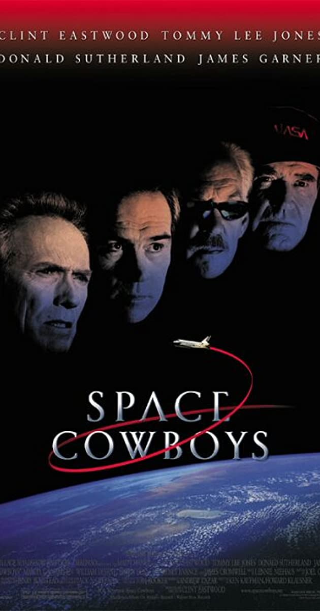 Subtitle of Space Cowboys