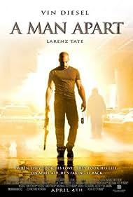 Vin Diesel and Larenz Tate in A Man Apart (2003)
