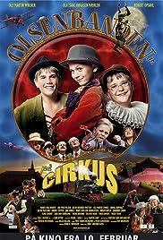 Olsenbanden Junior på cirkus Poster