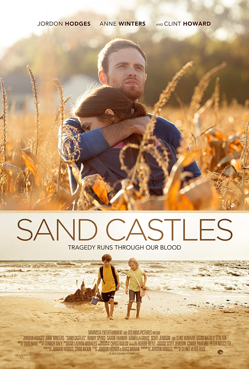 Sand Castles 2014 Hindi Dual Audio 720p HDRip ESubs 1GB x264 AAC