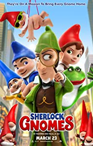 Watch yahoo movies Sherlock Gnomes by none [QHD]