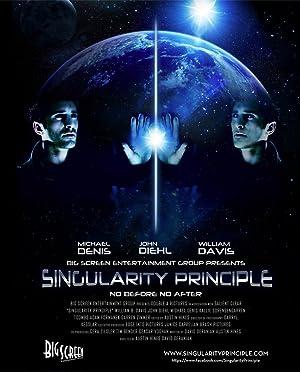 Where to stream Singularity Principle
