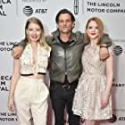 Ashley Bell, Mark Kassen, and Ivana Shein at an event for Psychopaths (2017)