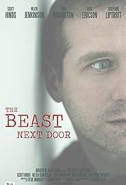 The Beast Next Door Poster