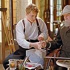 Michel Bouquet and Vincent Rottiers in Renoir (2012)