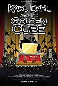 Karl Dahl and the Golden Cube - Poster