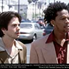Freddy Rodríguez and D.L. Hughley in Chasing Papi (2003)