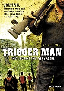 MP4 movies downloads for mobile Trigger Man [hdrip]
