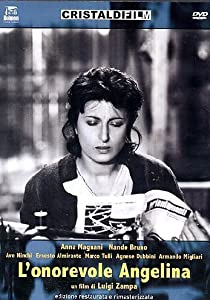 Free online movies L'onorevole Angelina by Roberto Rossellini [720p]