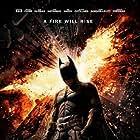 Morgan Freeman, Gary Oldman, Christian Bale, Michael Caine, Matthew Modine, Anne Hathaway, Marion Cotillard, and Joseph Gordon-Levitt in The Dark Knight Rises (2012)