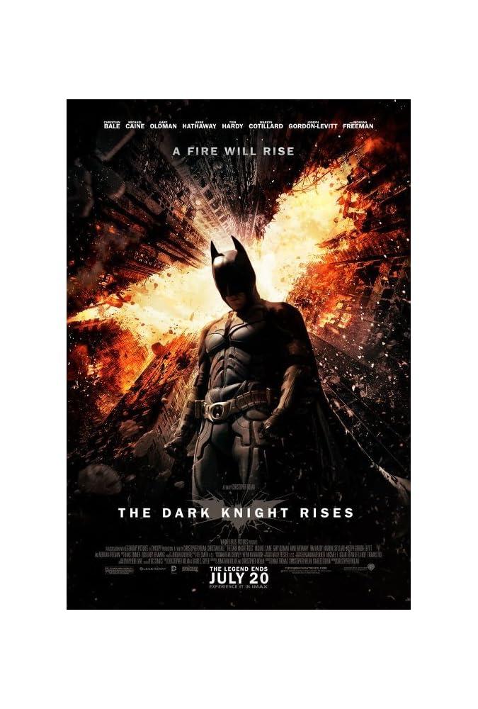 The Dark Knight Rises(2012)