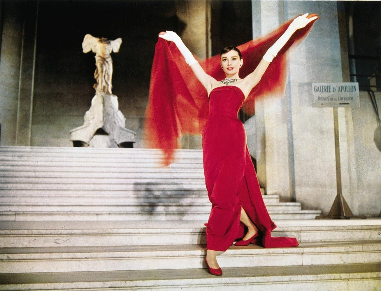 Audrey Hepburn in Funny Face (1957)