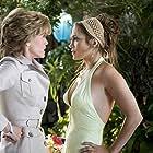 Jennifer Lopez and Jane Fonda in Monster-in-Law (2005)