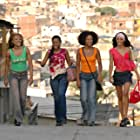 Quelynah, Negra Li, Leilah Moreno, and Cindy Mendes in Antônia (2006)