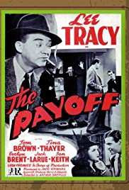 The Pay Off Poster