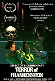 Director's Commentary: Terror of Frankenstein (2015) Poster - Movie Forum, Cast, Reviews